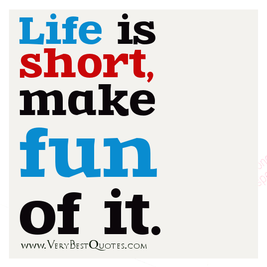 Funny Short Quotes About Life