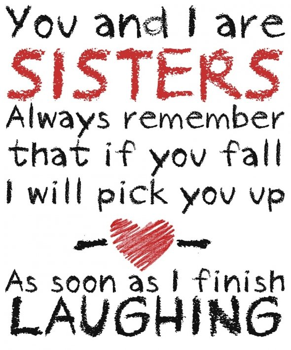 httpwwwrelatablycomqimgbirthday quotes for sister funnysister funny quotes 8jpg