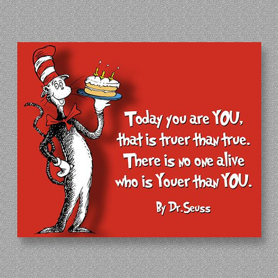 DR SEUSS 2ND BIRTHDAY QUOTES Image Quotes At