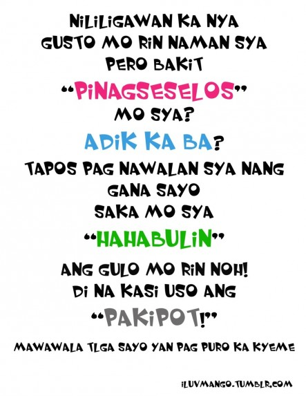 Friendship Quotes Tumblr Tagalog