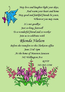 PARTY INVITATION QUOTES FOR TEACHERS Image Quotes At