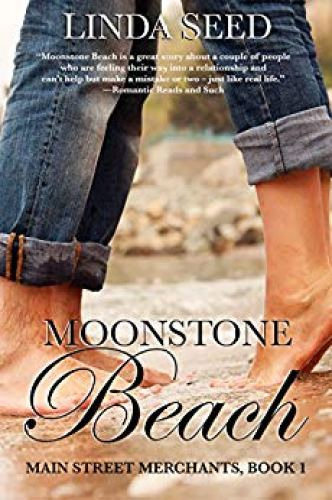 Moonstone Beach (Main Street Merchants Book 1)