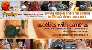 Ascetics with Cameras and Kumbh Mela