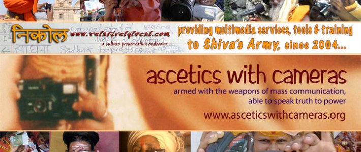 Ascetics with Cameras and Kumbh Mela: The Journey thus far…