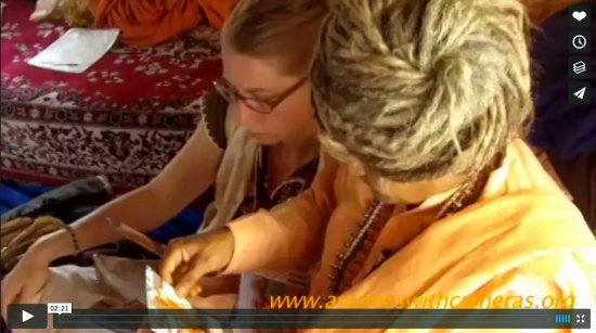 video : crowd sourced documentary : Ascetics with Cameras: mission # 1 at Maha Kumbh Mela, Allahabad – promo video 2013