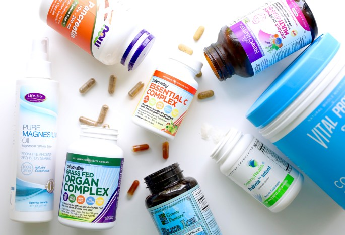 My Core Vitamins, Nutrients & Supplements