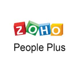 Zoho People Plus logo