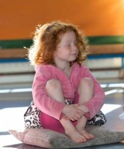 Méditation enfants