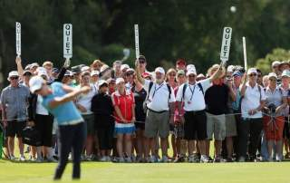 Golf - préparation