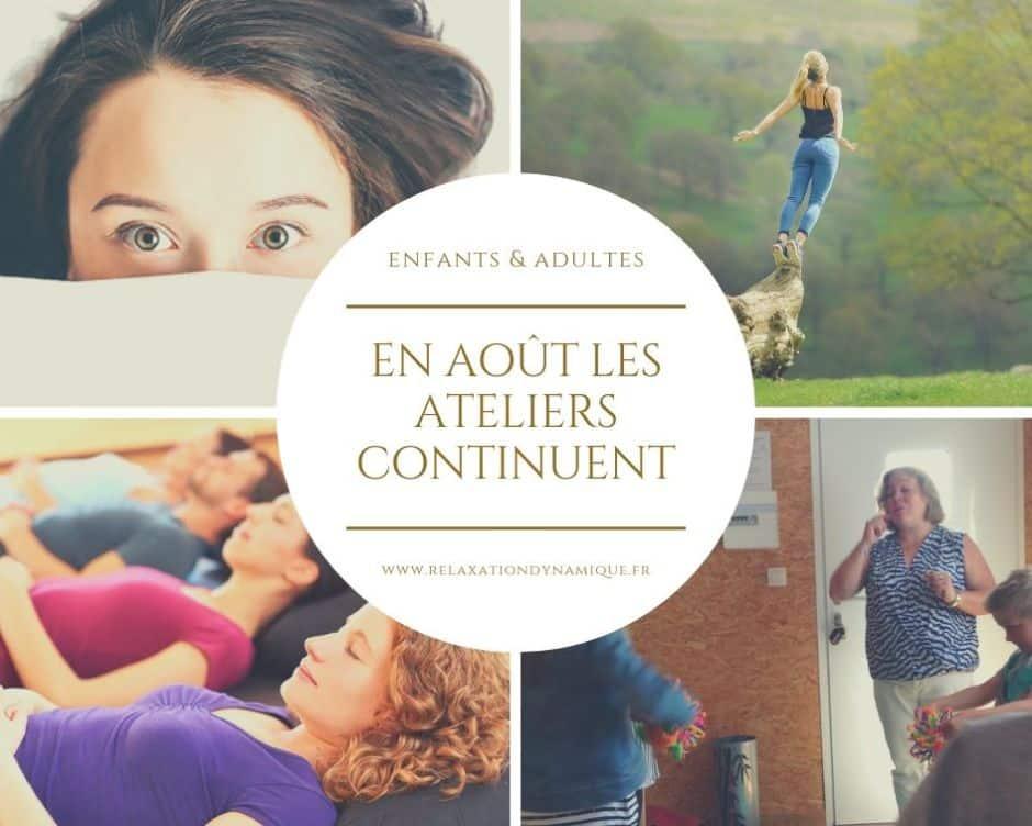 Ateliers sophrologie et méditation - La couture - 62136