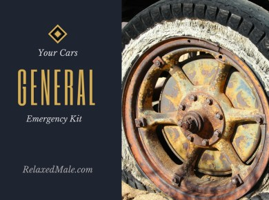 Do you have an emergency kit for your car?