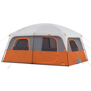 10PersonTent 300x300 What Equipment is needed for camping?