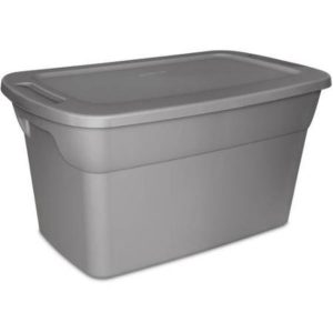 30Gallon 300x300 What Equipment is needed for camping?