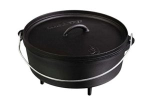 CastironDutch 300x214 What Equipment is needed for camping?