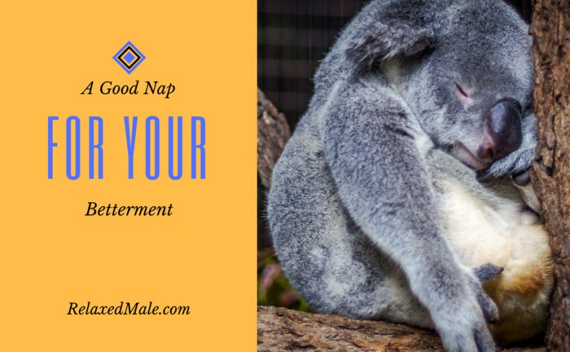 sleep for your betterment