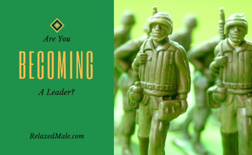 Are you becoming a good leader?
