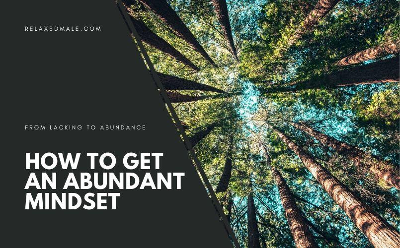 power of abundant mindset