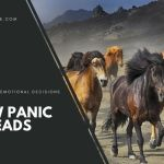 How Panic Spreads