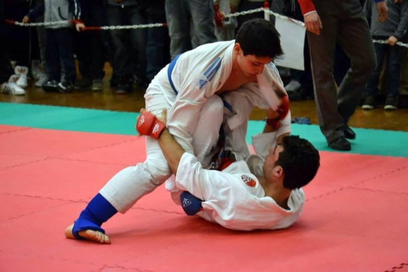 juJitsu What Boys Need in Their Lives