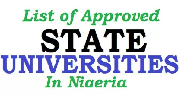 list of state universities in nigeria and their courses,list of state universities in nigeria and their school fees,best state universities in Nigeria,number of private universities in Nigeria,state universities in nigeria and their cut off marks,state universities and their courses,best university in Nigeria,list of polytechnics in nigeria