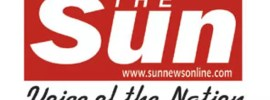 Sun newspaper Nigeria, the sun newspaper Nigeria