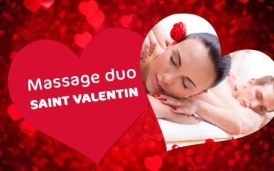Massage Duo pour la Saint Valentin ♥️