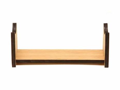 Bamboo Baton Stand (RelayBatons.com)