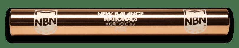 New Balance Nationals Relay Baton (RelayBatons.com)