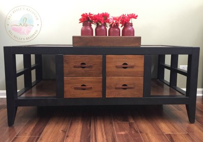 Black+Stain CoffeeTable