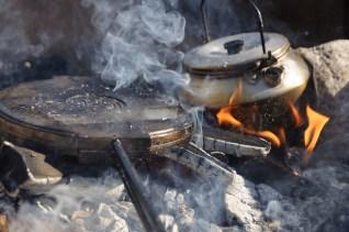 Reldin Adventures - Våfflor i solen på Björnö