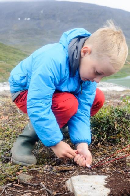 Reldin Adventures - Fjällräven Classic 2018 - Resa tält med barn