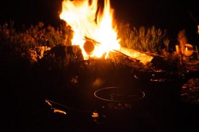 Reldin Adventures - Laga mat i skogen