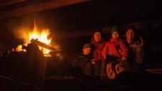 Reldin Adventures - Familjen på Lida i november