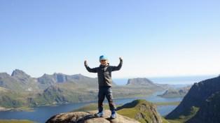Reldin Adventures - Lofoten, Ryten