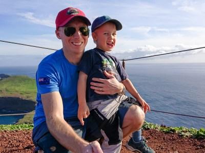 Reldin Adventures - Längs underbara levador på Madeira