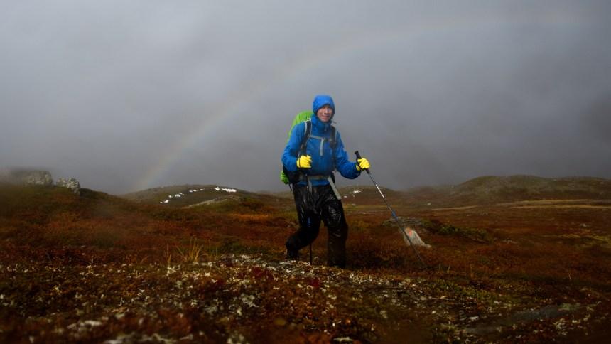 Reldin Adventures - Tufft väder mellan Helags och Sylarna