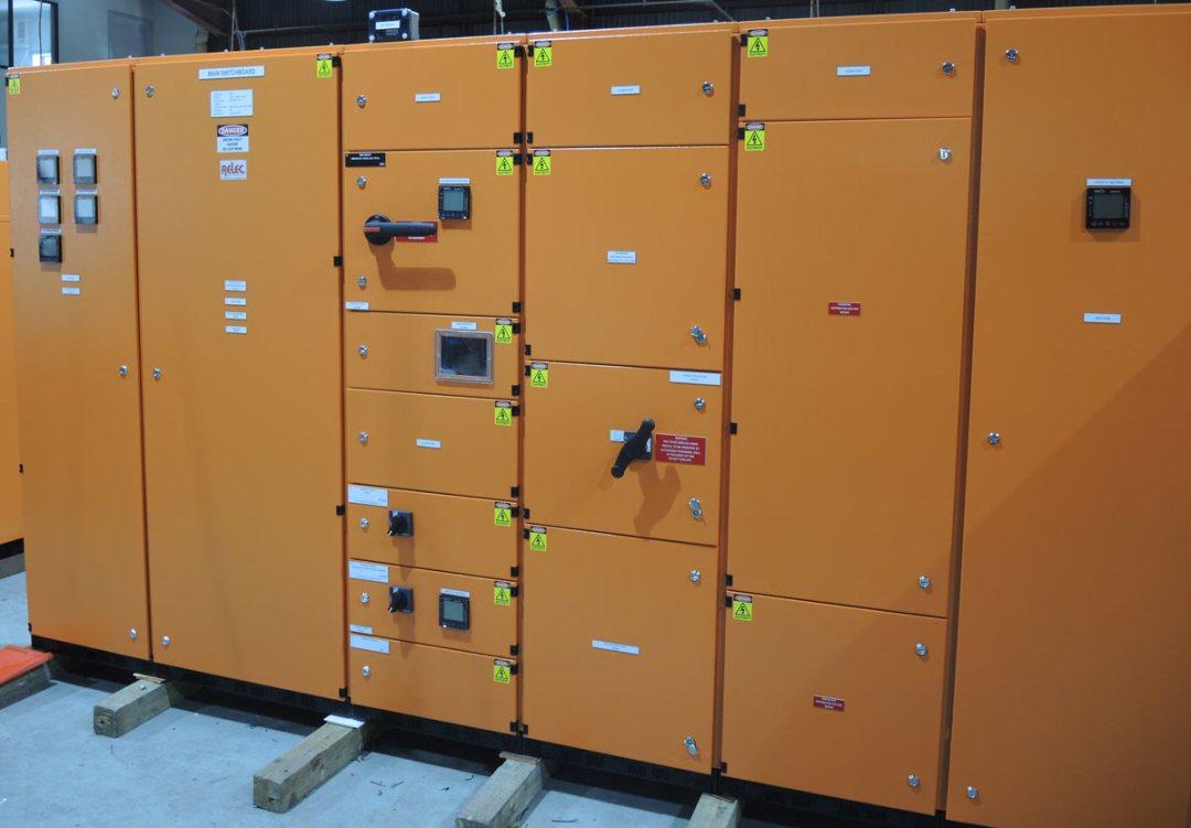 Waitara Public School Switchboard Project