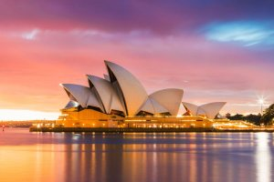Sydney Opera House Switchboard Project