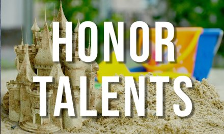 Validate and Honor Talents