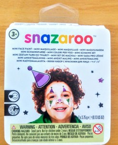 Snazaroo Mini Face Paints