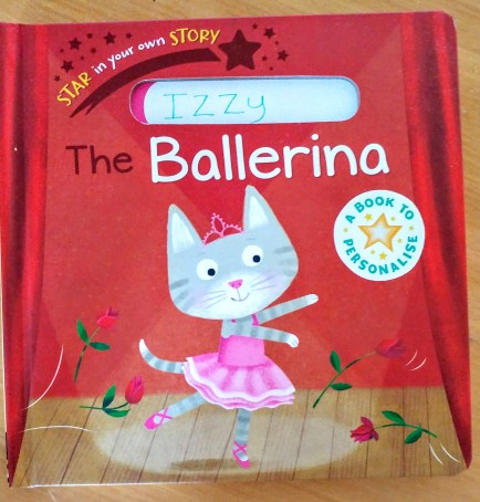 Star In your own story: The Ballerina