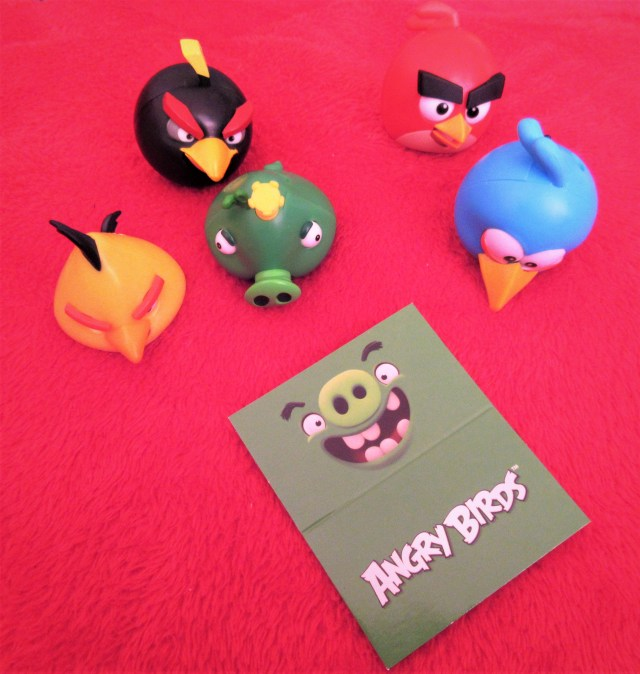 Angry Birds Mission Pack