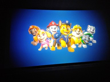 Paw Patrol - Paw Patrol and Top Wing at Showcase Cinema de lux