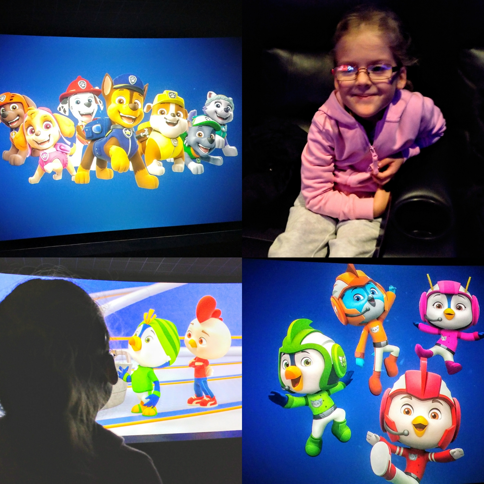 Paw Patrol And Top Wing At Showcase Cinema De Lux