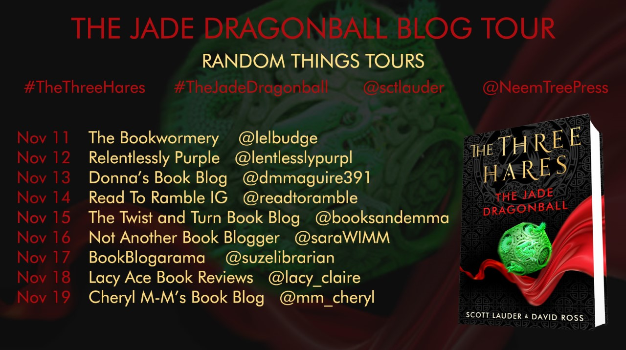 The Three Hares – The Jade Dragonball Book Review
