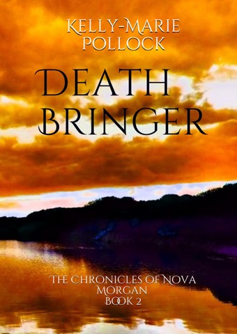 Death Bringer by Kelly-Marie Pollock – Cover Reveal