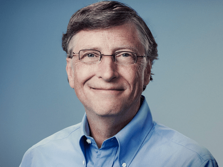 Bill Gates Discusses God, Church, Charity and Faith | RELEVANT