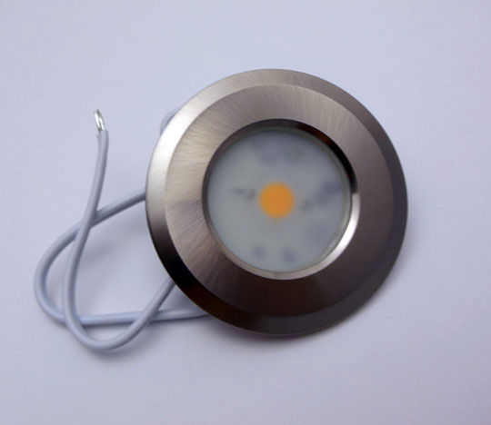 Indoor u0026 Outdoor LED Step Light : outdoor puck lights - www.canuckmediamonitor.org