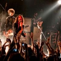 The DARKNESS + Rhyme @ Orion Live Club (foto di Andrea Rossi + testo di Daniele Latini)