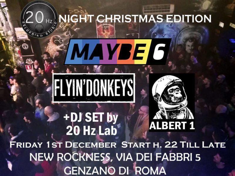 20Hz Fest Vol.2 al New Rockness di Genzano di Roma!
